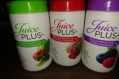 Juice+& youngliving